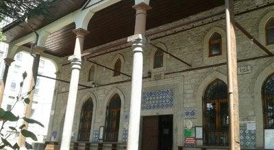 Photo of Mosque Kavaklı (Peygamber) Camii at Isparta, Turkey