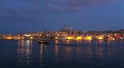 Photo of Wine Bar The Terrace Restaurant at Tigne Seafront, Sliema, Malta
