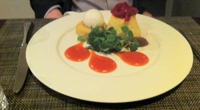 Photo of Vegetarian / Vegan Restaurant Vanilla Black at 17-18 Tooks Ct, London EC4A 1LB, United Kingdom