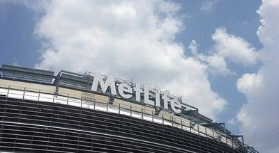 Photo of Football Stadium MetLife Stadium at 102 State Rt 120, East Rutherford, NJ 07073, United States