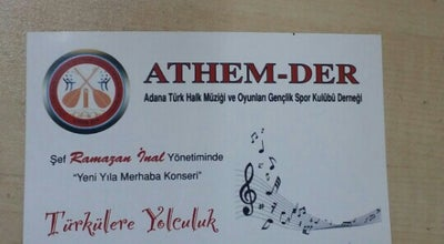 Photo of Music Venue Athem der at Turkey