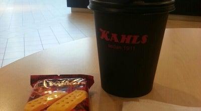 Photo of Coffee Shop Kahls The & Kaffehandel at Sollentunavägen 163-165, Sollentuna 191 47, Sweden
