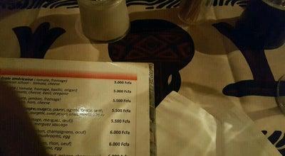 Photo of Italian Restaurant paradise at Douala, Littoral, Cameroon