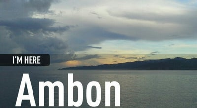 Photo of Food Truck air salobar at Ambon, Indonesia