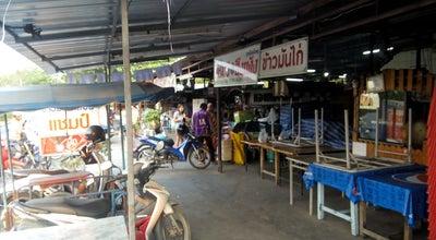 Photo of Breakfast Spot ตลาดเช้าปากทางเข้าวัดรังสิต at Thailand