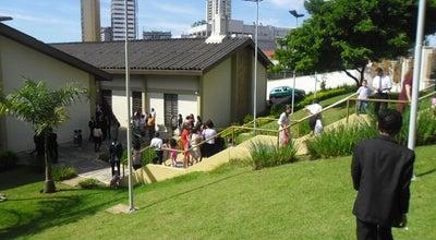 Photo of Church A Igreja de Jesus Cristo dos Santos dos Ultimos Dias at Rua Oriente Monti 175, Diadema, Brazil