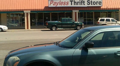 Photo of Thrift / Vintage Store Payless Thrift Store at 4640 S Pennsylvania Ave, Oklahoma City, OK 73119, United States