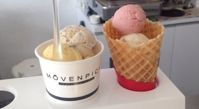 Photo of Ice Cream Shop Movenpick at Krabi, Thailand