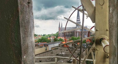 Photo of Monument / Landmark Molen De Roode Leeuw at Vest 65-67, Gouda 2801 VE, Netherlands