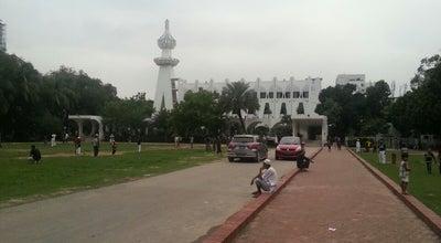 Photo of Mosque Gulshan Azad Mosque at Bangladesh