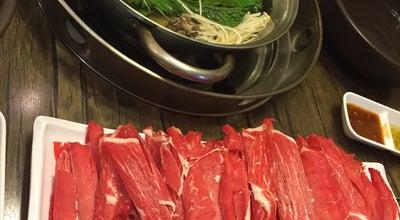 Photo of Vietnamese Restaurant 샤브향 at 남구 돋질로 316, 울산광역시, South Korea