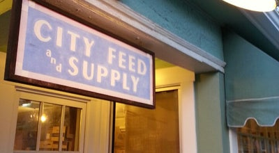 Photo of Coffee Shop City Feed & Supply at 66a Boylston St, Jamaica Plain, MA 02130, United States