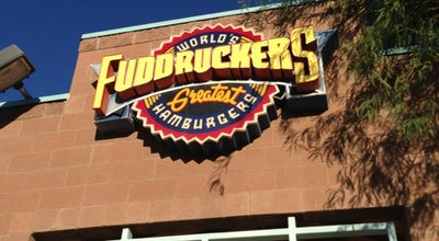 Photo of Burger Joint Fuddruckers at 7470 S. Priest Dr., Tempe, AZ 85283, United States