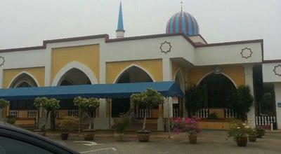 Photo of Mosque Masjid Jamek Beserah at Beserah, Kuantan, Malaysia