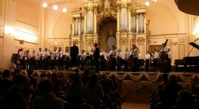 Photo of Concert Hall Львівська обласна філармонія at Вул. Петра Чайковського, 7, Львів 79000, Ukraine