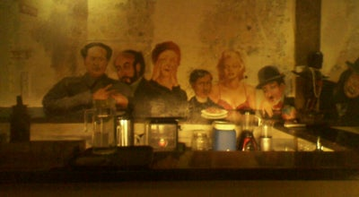 Photo of Art Gallery The Bar @ 1951 at Malate Manila, Philippines