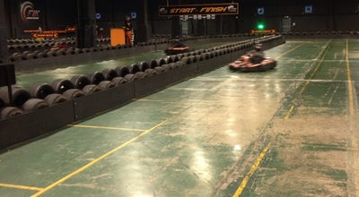 Photo of Tourist Attraction F1K Indoor Karting Ltd at Unit B3, J31 Park, Motherwell Way, West Thurrock RM20 3XD, United Kingdom