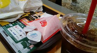 Photo of Burger Joint ロッテリア 秋田ステーショントピコ店 at 中通7-1-2, 秋田市, Japan