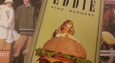 Photo of Burger Joint Eddie Fine Burgers at Diamondmall, Belo Horizonte 30180-111, Brazil