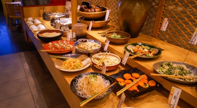 Photo of Vegetarian / Vegan Restaurant 自然食バイキング 菜蒔季 札幌ステラプレイス at 北5条西2丁目, 札幌市中央区 060-0005, Japan