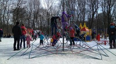 Photo of Playground Детская Площадка at Цпкио Им. Кирова, Санкт-Петербург, Russia