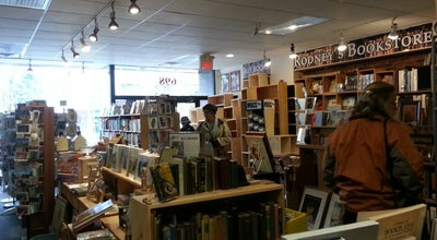 Photo of Bookstore Rodney's Bookstore at 698 Massachusetts Ave, Cambridge, MA 02139, United States