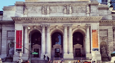 Photo of Library New York Public Library at 476 5th Ave, New York, NY 10018, United States