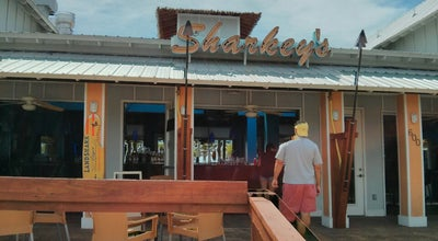 Photo of Bar Sharkey's Beach Bar at 600 N Ocean Blvd, Myrtle Beach, SC 29577, United States
