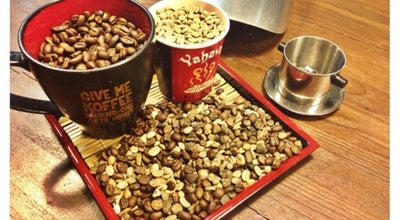 Photo of Coffee Shop Yahava KoffeeWorks at 4 Jalan Gelenggang, Singapore 578188, Singapore