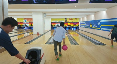 Photo of Bowling Alley 크라운 스트라이크 볼링 at 해운대구 세실로 64, 부산시, South Korea