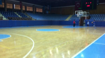 Photo of Basketball Court 100.Yıl Spor Salonu at Muhlis Koner Cd., Konya, Turkey