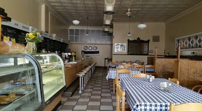 Photo of American Restaurant Schubert's at 130 E Main St, Mount Horeb, WI 53572, United States