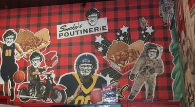 Photo of Restaurant Smoke's Poutinerie at 2518 Durant Ave, Berkeley, CA 94704, United States