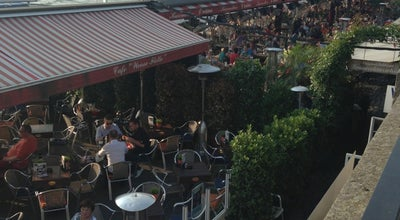 Photo of Beer Garden Kasematten at Untere Rheinwerft, Düsseldorf 40213, Germany