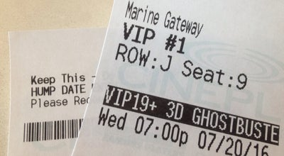 Photo of Movie Theater Cineplex Cinemas Marine Gateway and VIP at 452 Sw Marine Dr, Vancouver, Br V5X 0C3, Canada