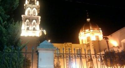 Photo of Church Templo de Analco at Durango, Mexico