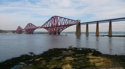 Photo of Beach South Queensferry Beach at High St., Queensferry, United Kingdom