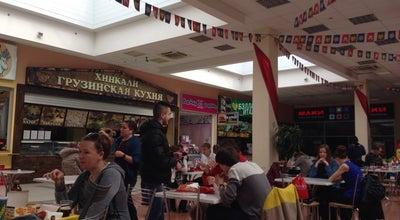 Photo of Ice Cream Shop Баскин Роббинс at Тц Час Пик, Москва, Russia