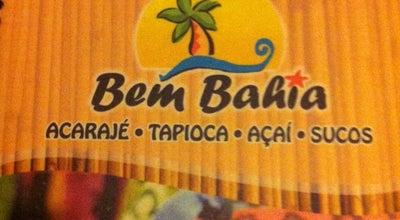 Photo of Brazilian Restaurant Bem Bahia Tapiocaria at Rua Saldanha Marinho, 895, piracicaba, Brazil