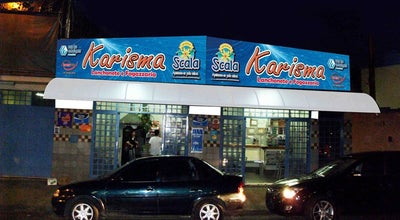 Photo of Diner Karisma Lanchonete at Avenida Champagnat 2425, Franca, Brazil