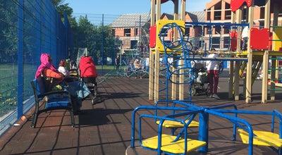 Photo of Playground Детская площадка на Береговой at Ул. Береговая, Калининград, Russia