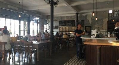 Photo of Cafe Corner House at Jl. Kayu Aya No. 10a, Seminyak 80361, Indonesia