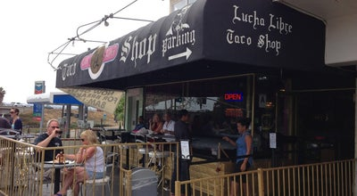Photo of Taco Place Lucha Libre at 1810 W Washington St, San Diego, CA 92103, United States