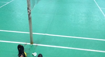 Photo of Tennis Court Fifteen Luv Badminton Court at Malaysia