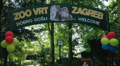 Photo of Zoo Zoološki vrt Zagreb at Maksimirski Perivoj, Zagreb 10000, Croatia