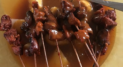 Photo of Diner Andy's Special Satti at Tetuan, Zamboanga City, Philippines