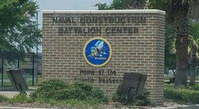 Photo of Monument / Landmark NCBC Gulfport at 301-1229 John Paul Jones Ave, Gulfport, MS 39501, United States