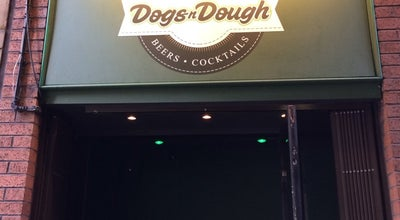 Photo of Hot Dog Joint Dogs N Dough at 17 Bow Ln, Manchester M4 2JN, United Kingdom