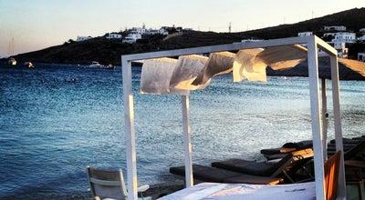 Photo of Mediterranean Restaurant Kuzina at Ορνός, Μύκονος 846 00, Greece