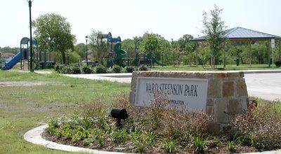 Photo of Park Ward Steenson Park at 2050 E. Jackson Rd, Carrollton, TX 75006, United States